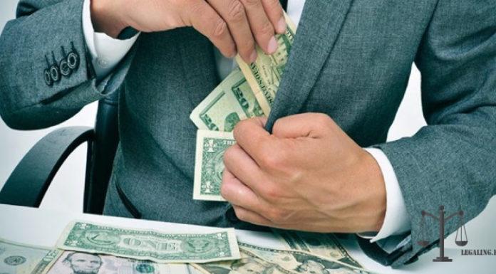 apropiacion indebida de dinero