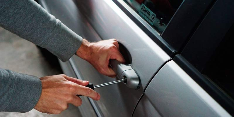 seguro contra robo de auto