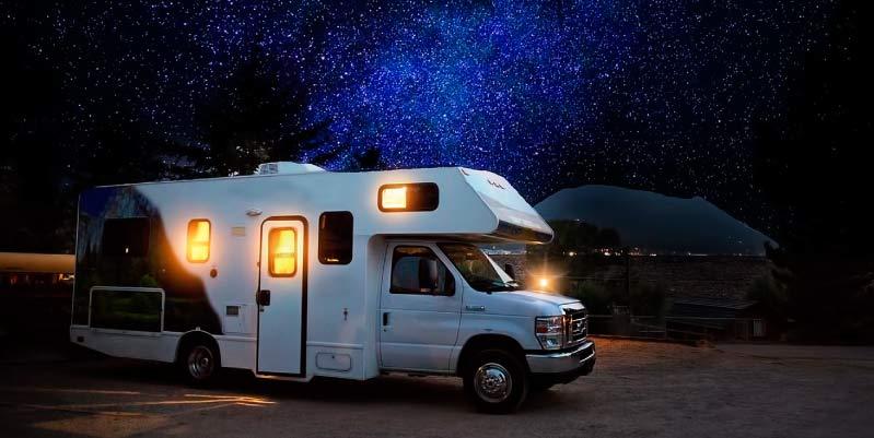 se puede vivir en un camping todo el año