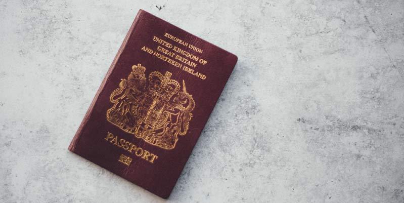 perdi mi pasaporte y viajo mañana