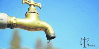 Corte de agua por impago que hacer